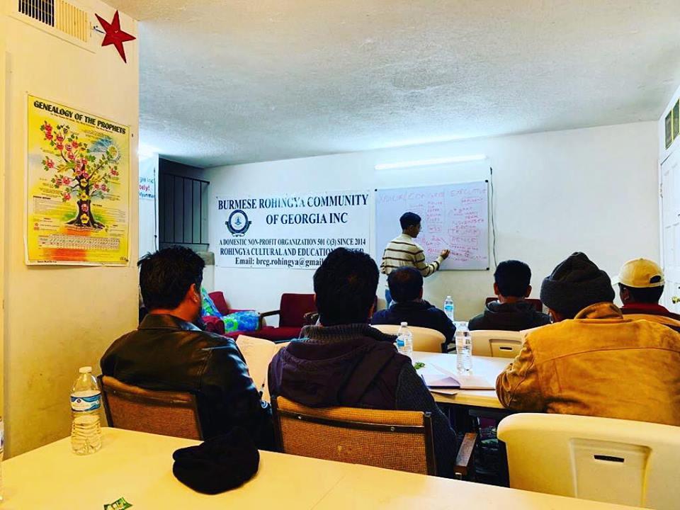 Refugee Outreach Efforts in Georgia